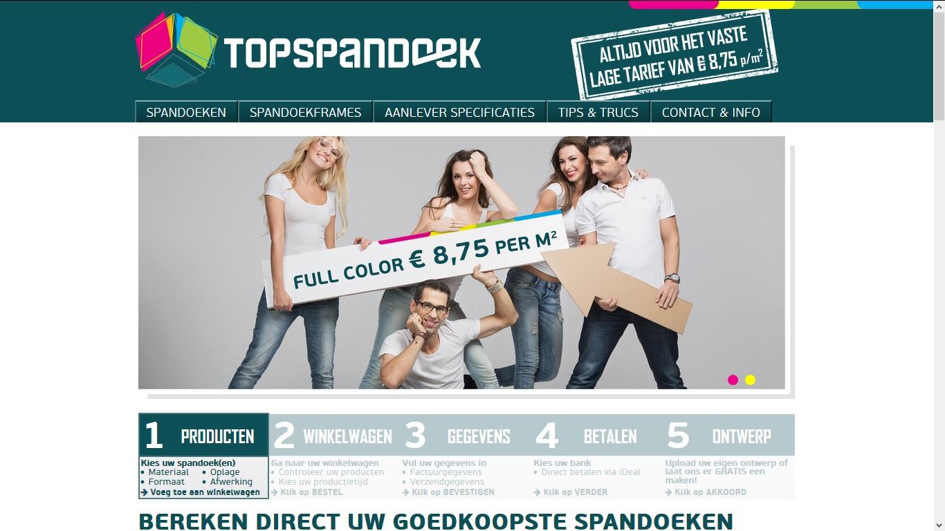 Topspandoek.nl