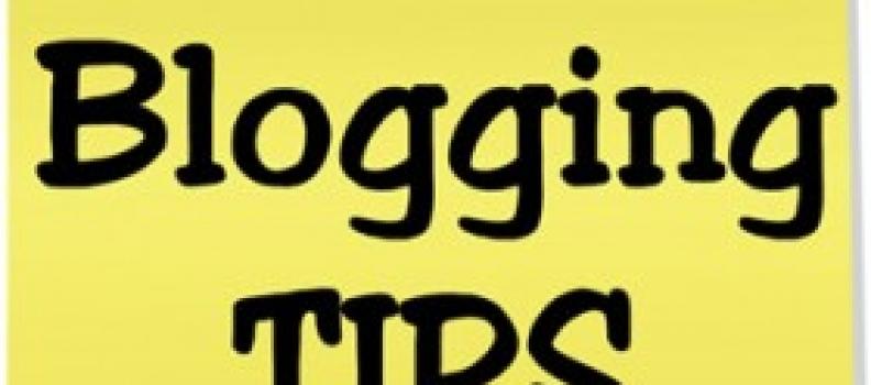 Starten met bloggen – 24 tips